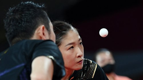 Chinese Athlete Tearfully Apologizes for Winning Silver in Table Tennis