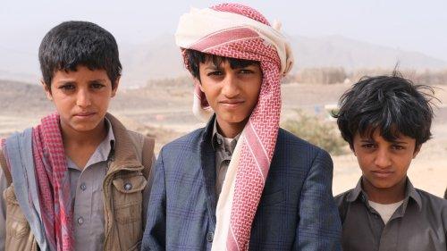 How Children Became Collateral Damage in Yemen's Forgotten War