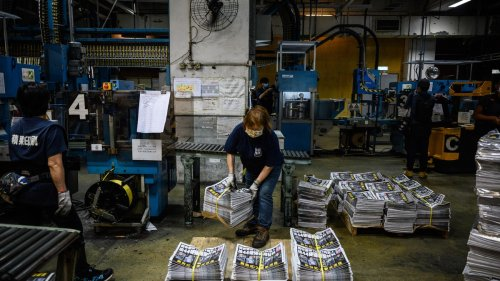 Hong Kong's Largest Pro-Democracy Newspaper Is Dead