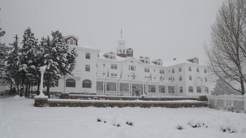 Redrum | Inside the Hotel Which Inspired The Shining