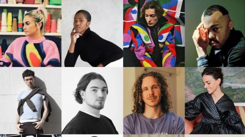 These are 20 semi-finalists of this year's LVMH Prize