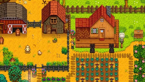 'Stardew Valley' Creator Collaborating With 'Metal Gear' Composer to Help You Sleep