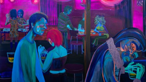 A new art show explores the feeling of being together