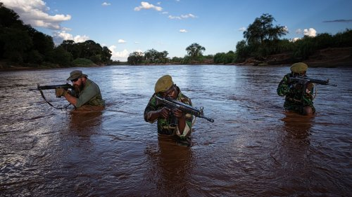 On the Frontline With Rangers Fighting a 'Just War' Against Poachers