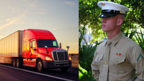 Ex-Marine and Neo-Nazi Told Followers How to Shoot Truckers to Dismantle Supply Chain
