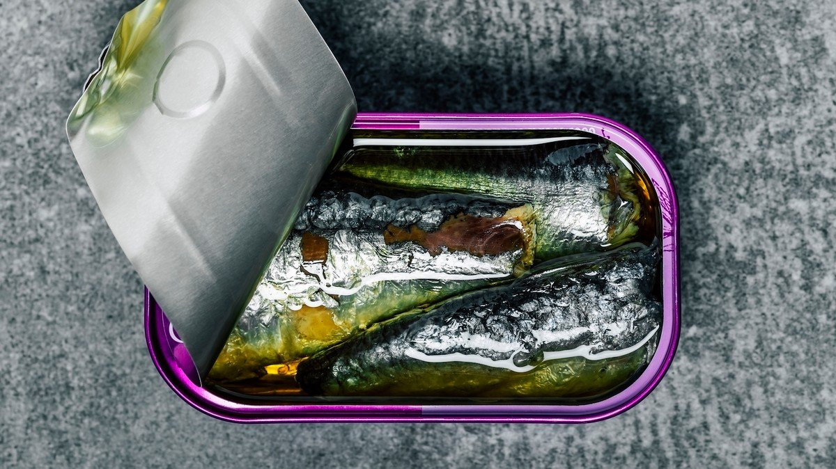 Why Is Tinned Fish 'Hot Girl Food' Now?