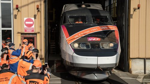 The U.S. Is Not Ready for High Speed Rail
