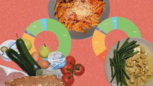 Ik plande al mijn maaltijden voor een maand en halveerde mijn uitgaven