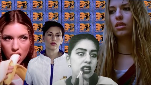 Sofia Coppola was the queen of 90s music video cameos
