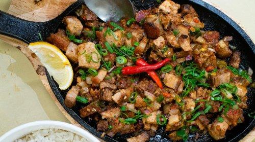Lechon Kawali Crispy Sisig Recipe
