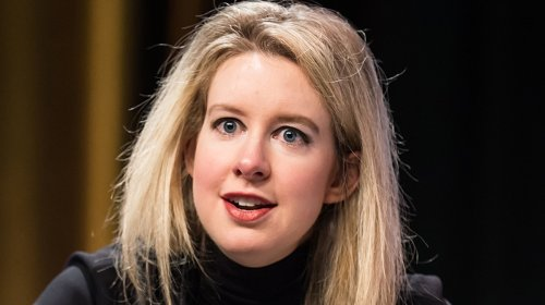 What's the Deal with Elizabeth Holmes 'Never Blinking'?