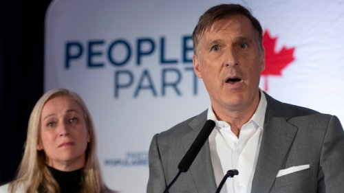 After Canada's Far-Right Party Loss, Followers Dub Election 'Rigged'