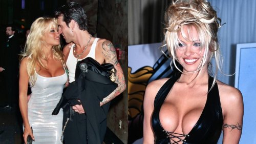 7 of Pamela Anderson's most iconic outfits