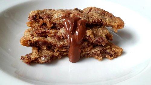 Les cookies au cœur dégoulinant de chocolat