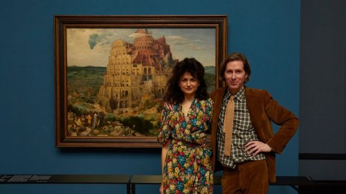 Spitzmaus Mummy in a Coffin | Wes Anderson Launches His First Exhibition in Vienna