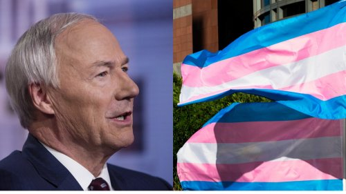 Arkansas Just Became the First State to Ban Health Care for Trans Kids