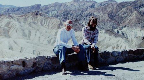 Death Valley et LSD : carnet de route de Michel Foucault en Californie