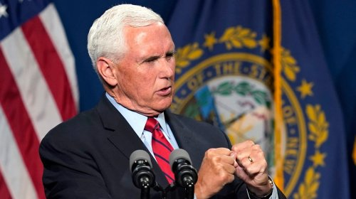 Watch Mike Pence Get Called a 'Traitor' by Evangelical Christians