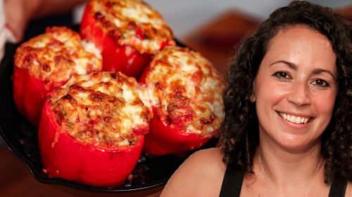 Stuffed Peppers - The Cooking Show