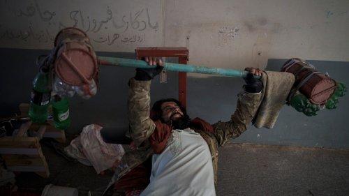Fotos: So surreal ist der Alltag in Afghanistan seit der Taliban-Machtübernahme