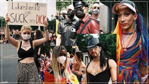 Politisch unterm Regenbogen: Der Christopher Street Day ist mehr als nur schrille Kostüme