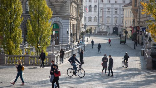 A City Without Cars Is Already Here, and It's Idyllic