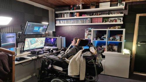 Hoe technologie mij ondanks mijn spierziekte de wereld laat ontdekken