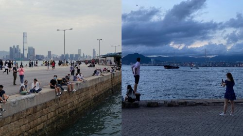 Instagram Pier Was a Respite for Hong Kongers. Now It's Closed.