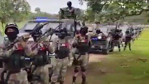 Cómo el cártel más poderoso de México usó eBay para armarse con equipo militar