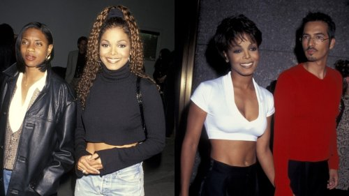 7 of Janet Jackson's most iconic outfits