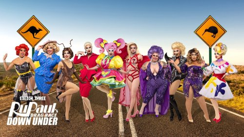 Everything we know about Rupaul's Drag Race Down Under