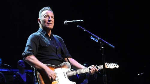 How Bruce Springsteen Got A DWI Without Being Drunk