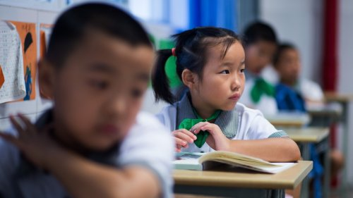 Education Billionaires Wiped Out as China Curbs Tutoring to Cut Kids Some Slack