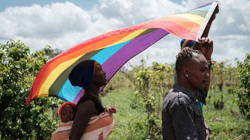 Fear and Violence Stalk LGBTQ Refugees In One of the World's Biggest Migrant Camps