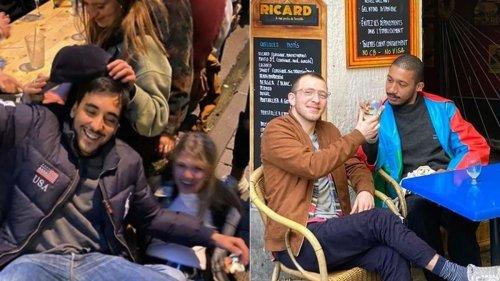 Vos photos de la réouverture des bars en Belgique