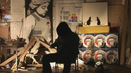 Banksy might be forced to give up his anonymity