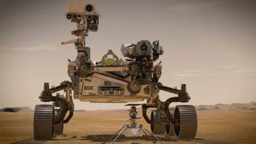 Fragen, die die Landung des Nasa-Roboters auf dem Mars aufwirft