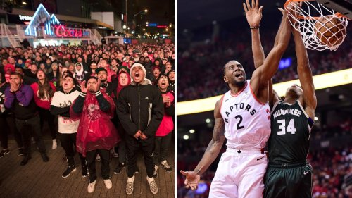 Jumping on the Raptors Bandwagon Made Me Finally Stop Hating Toronto