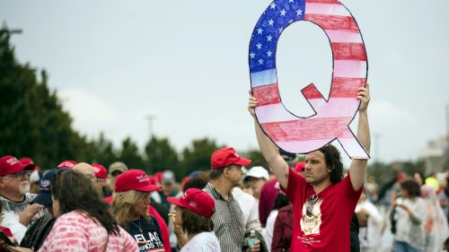 QAnon's Wildest Moments From Their Massively Disturbing Conference