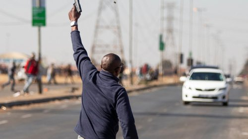 South Africa's 'People's President' Could Finally Go to Jail