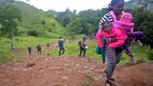 UN Warns More Children Than Ever Are In Danger As They Cross the Darién Gap