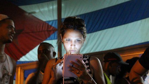 Cuba Is Making Its Own Smartphone – With China's Help