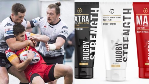 Toronto Wolfpack to Be First Pro Sports Team to Launch Cannabis Product
