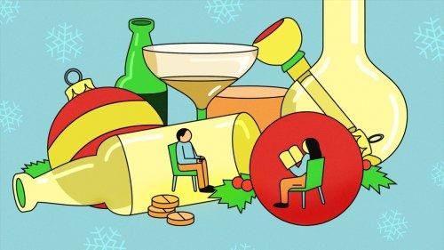 Comment passer les fêtes sans sombrer dans la drogue et l'alcool