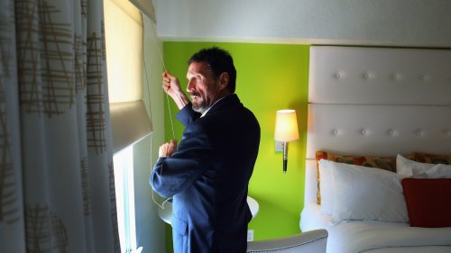John McAfee Reportedly Dead From Suspected Suicide In Spanish Jail
