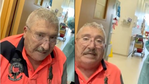 Sovereign Citizen Took an Elderly COVID Patient Out of the ICU. He Died.