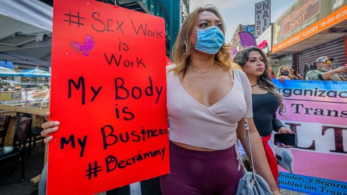 Sex Workers Explain Why The SAFE TECH Act Will Break The Internet
