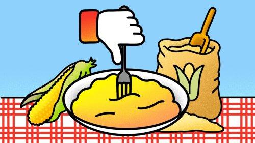 La polenta è il piatto più sopravvalutato e insalubre della cucina italiana