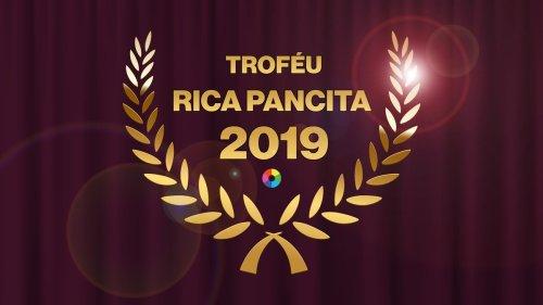 Rica Pancita elege os melhores de 2019