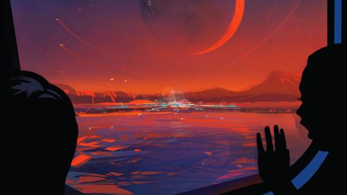 Les planètes habitables n'existent pas